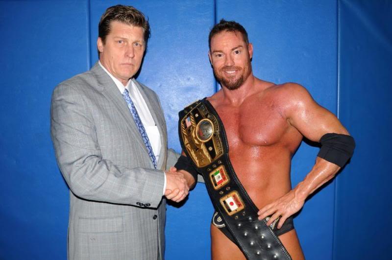 El histórico recorrido del prestigioso Campeonato Mundial de Peso Completo NWA 13