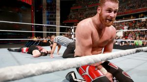 Sami Zayn vs. Kevin Owens