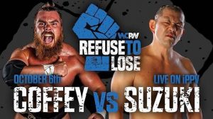 Joe Coffey vs. Suzuki