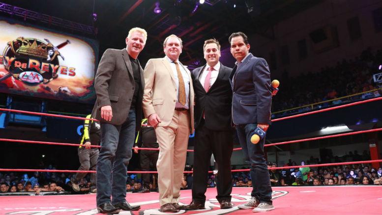 Znalezione obrazy dla zapytania impact wrestling AAA