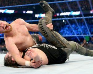Nieciekawa sytuacja Samiego Zayna w WWE