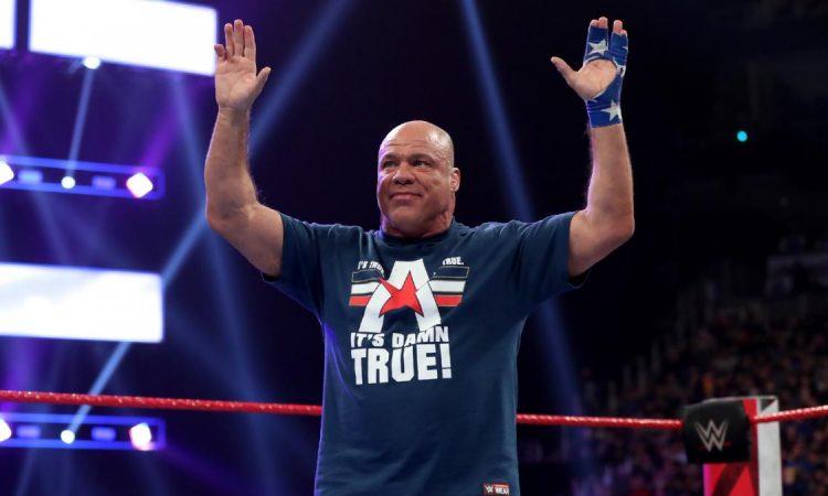 Kurt Angle MyWrestling