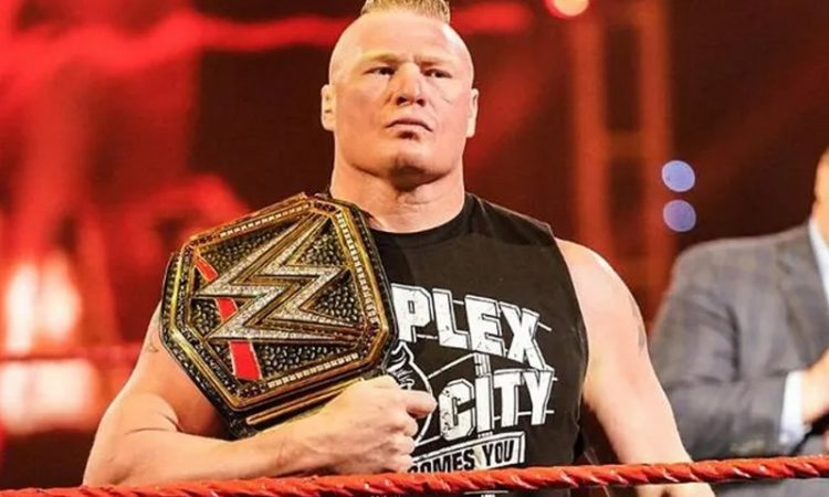 W jaki sposób Brock Lesnar ominął zakaz podróżowania podczas COVID-19?