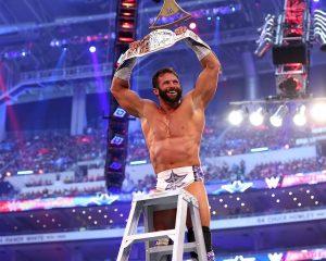 Zack Ryder wyjawia, co było powodem zdobycia IC Title, promocji jego osoby w WWE TV oraz współpracy z ojcem