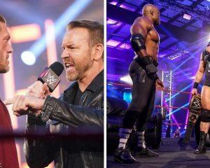 Bobby Lashley Drew McIntyre Christian MyWrestling
