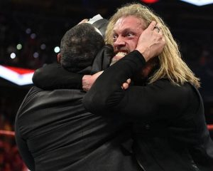 Edge i MVP MyWrestling