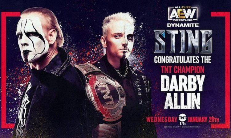 Sting Darby Allin MyWrestling