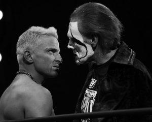 Sting i Darby Allin MyWrestling