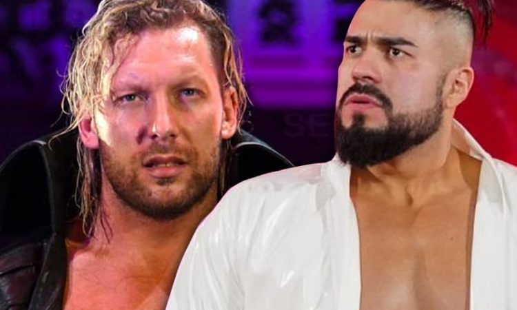 Andrade El Idolo: TNT i World Title to mój cel